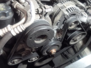 Timing Belt Adjustment